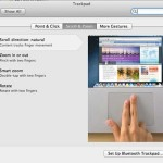 How to Change the Scrolling Behavior on the MacBook Air