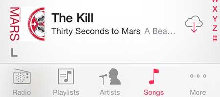 how to delete songs on iphone ios 7