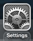 ios 6 settings