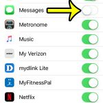 How to Remove Text Messages from iPhone Spotlight Search