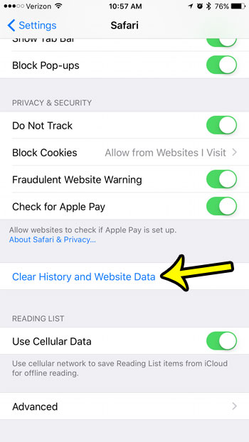 how to delete junk files on an iphone 7