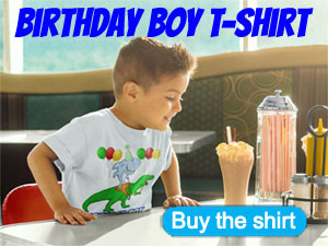 birthday t-shirts for boys