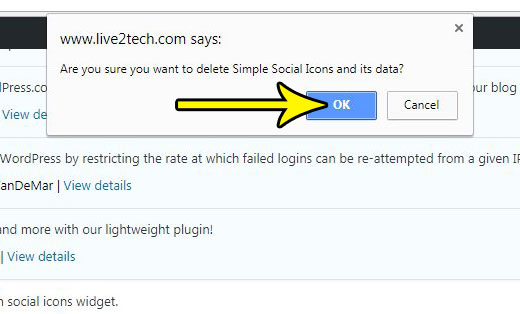how to remove a plugin from wordpress