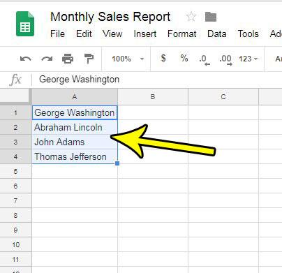 split data in google sheets