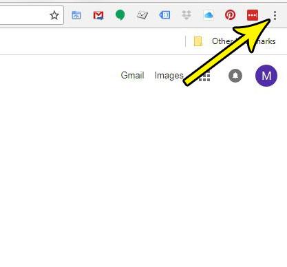 customize and control google chrome