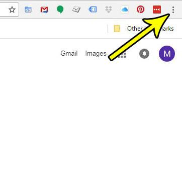 google chrome larger font